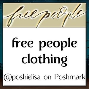 Free People Clothing ⬇️➡️